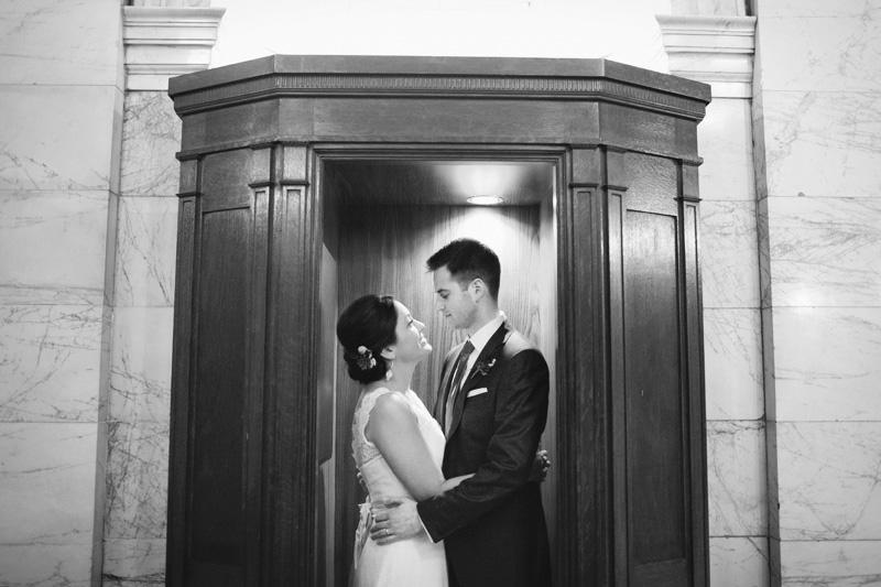 Lindsay + Peter Wedding