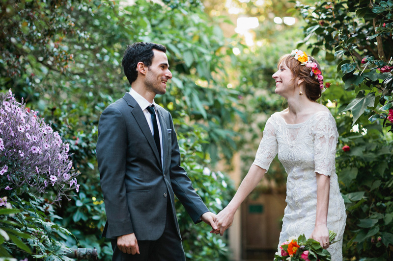Jen + Marc Wedding