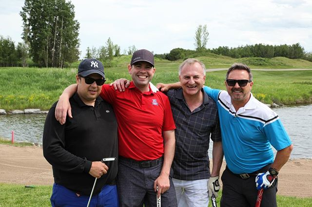 We can't wait to see you at our Charity Golf Tournament this Thursday! There are still a few spots left for this premiere event - message us today to register yourself or a team! #RowanHouse #charitygolf #yyc #yycevents #calgaryevents #golfyyc #progressclub #cpc #yycmga