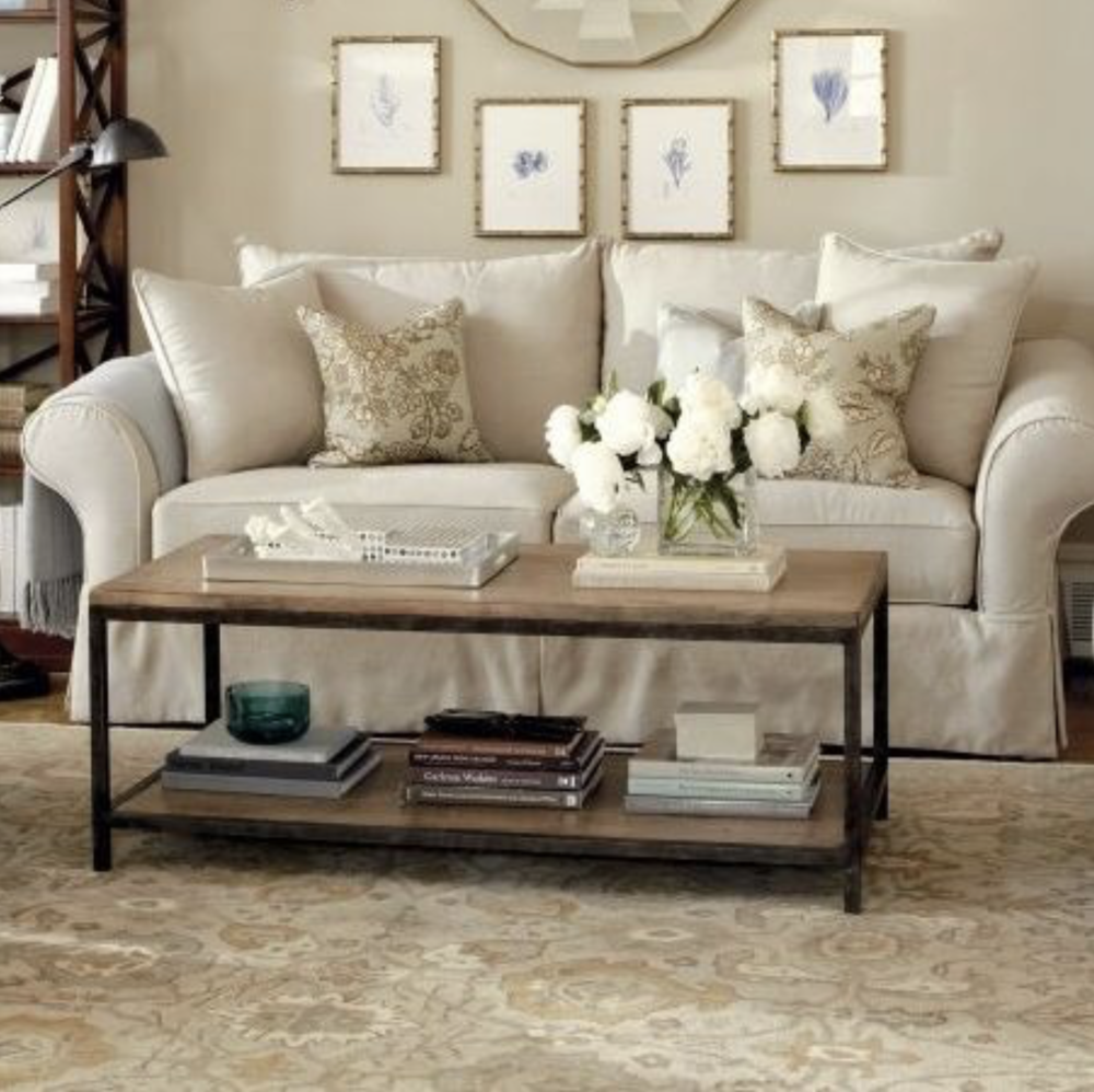 For Example: When Searching The Internet I Came Across These Four Different Decorated  Coffee Tables.