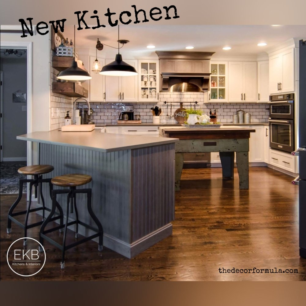 Kitchen Cabinets With Glass Uppers: Display Shelf Organization: How To Organize Kitchen