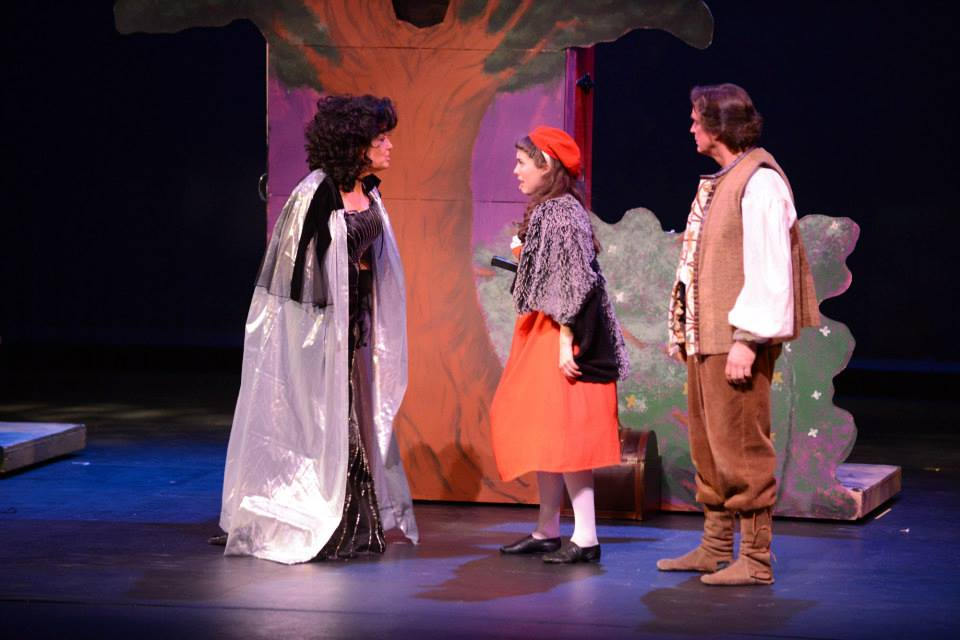 Into the Woods - Little Red - Lancaster Performing Arts Center
