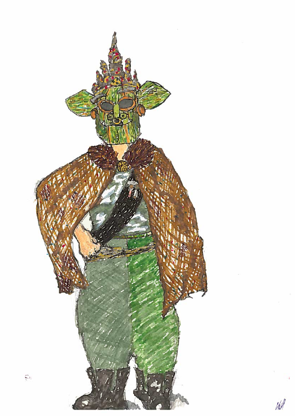 Goblin King rendering