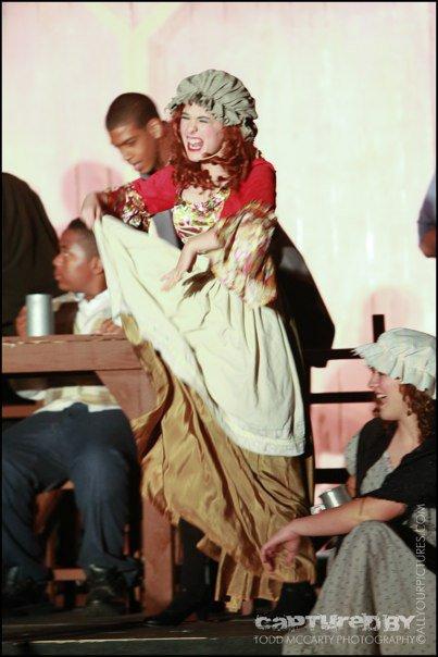 Les Miserables - Madame Thenardier - Chimbole Center