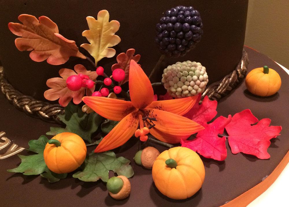 An autumnal arrangement
