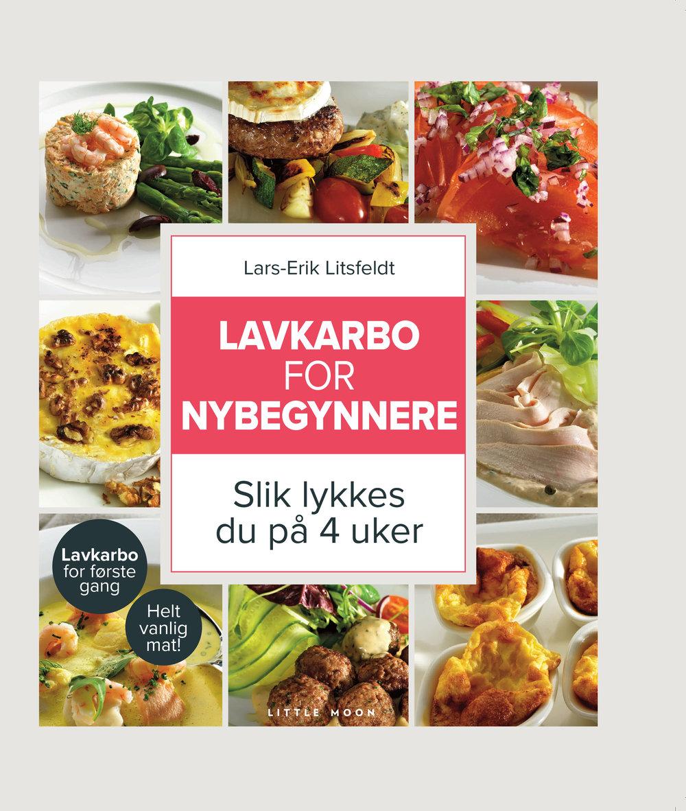 """Lavkarbo for nybegynnere - av Lars-Erik LisfeldtLavkarbo for nybegynnere – slik lykkes du på fire uker!Dette er boken for deg som vil lykkes med lavkarbo og se tydelige resultater etter 4 uker!Lavkarbo er enklere enn du tror, smaksrikt og befriende … Befriende fordi du får et jevnt og stabilt blodsukker, og da avtar søtsug og """"panikksult"""". Når du spiser lavkarbo får kroppen sjanse til å forbrenne det fettet du gjerne vil bli kvitt, og denne boken gir deg oppskriften. Lavkarbo er ikke bare et kosthold for å gå ned i vekt. Det er et kosthold som skal inspirere deg til å lage god mat, på en enkel og ukomplisert måte, med helt vanlige matvarer.Så hva venter du på? Det som venter på deg er god, vanlig mat som starter fettforbrenningen. Tempoet justerer du selv. Du får med en fire ukers plan – følger du den har du stor sjanse for å lykkes!"""