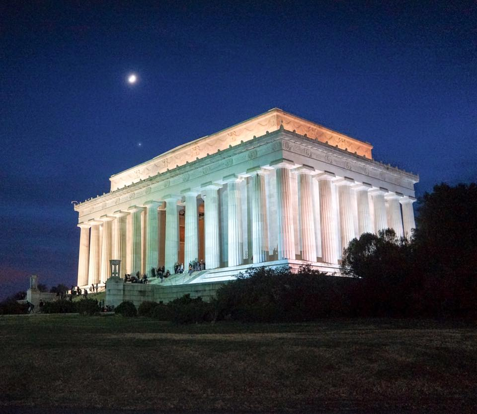 Lincoln Memorial © Florencia Serra / ThisGiantWorld
