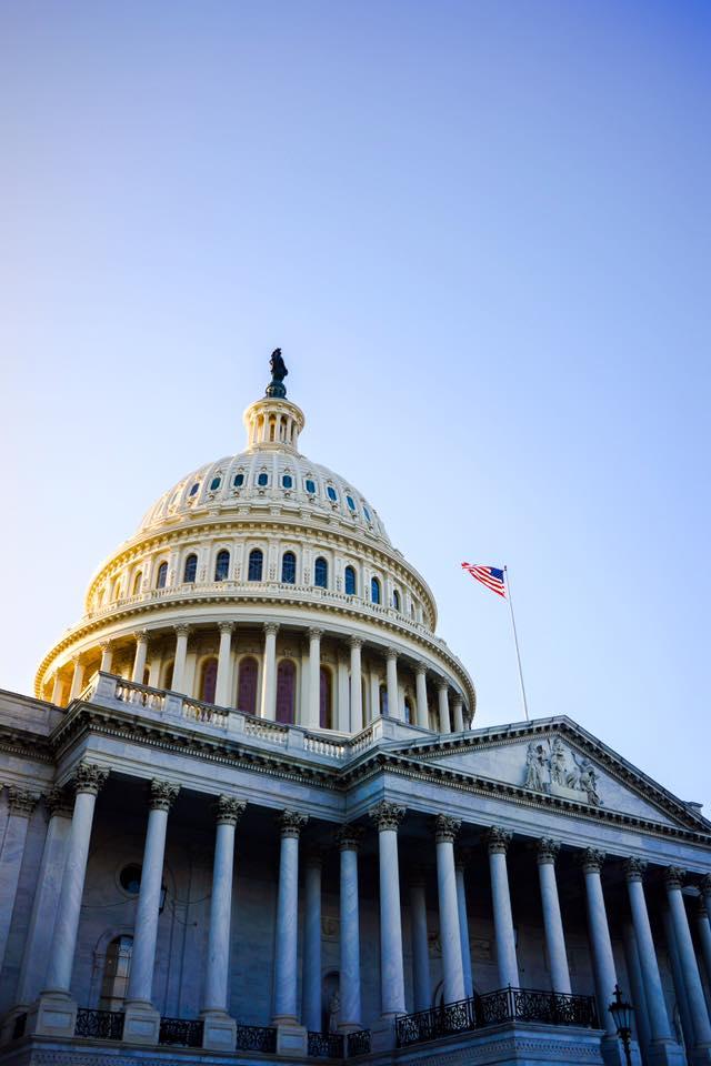 US Capitol © Florencia Serra / ThisGiantWorld