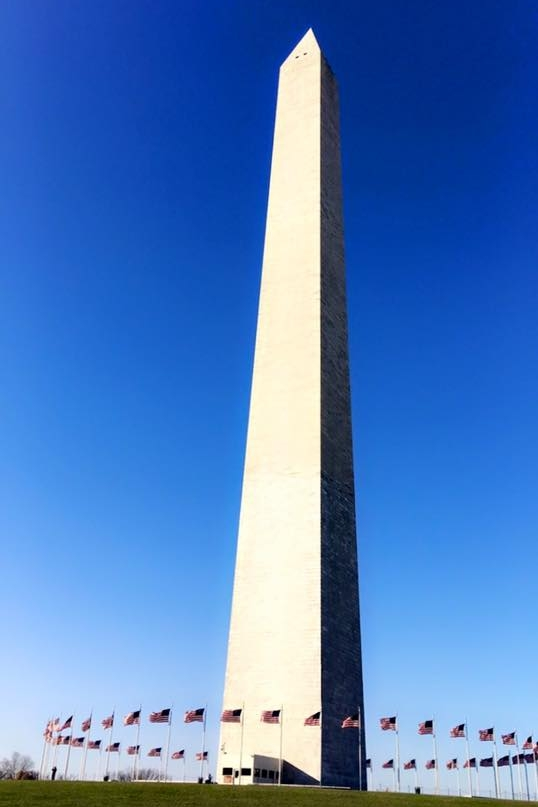 Washington Monument © Florencia Serra / ThisGiantWorld