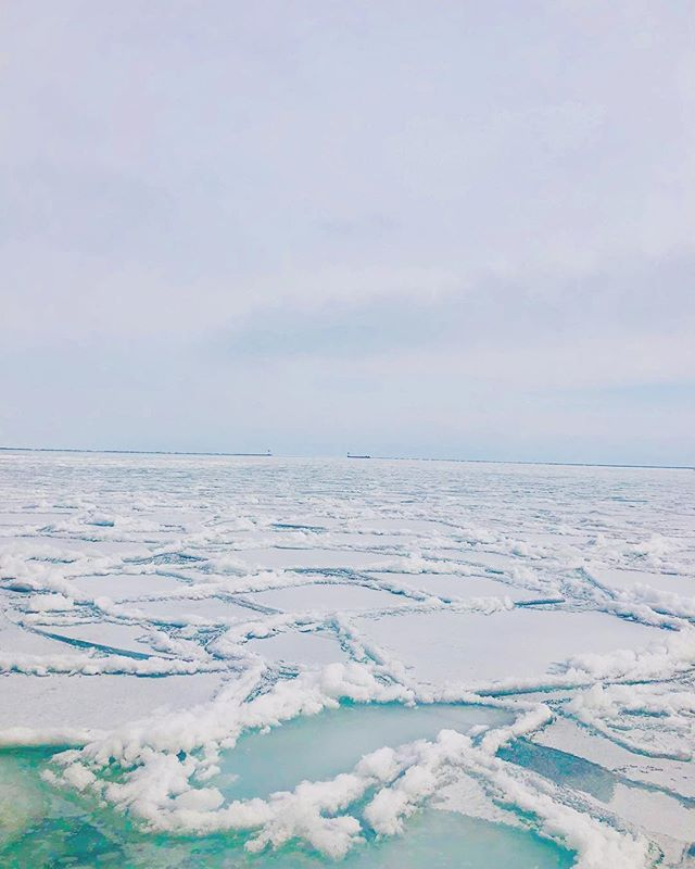 Hello 👋🏼 from Chicago! By far one of my favorite cities in the USA! Had the best time discovering new places and I can't wait to write all about them. For now I leave you with a frozen - but still beautiful, Lake Michigan ❄️ #chicago #chicagoil #cityofchicago #lakemichigan #frozenlakemichigan #greatlakes #discoverchicago #sweethomechicago #justbackfrom #travelbloggers #traveldiary #travelblog #travelwithme #travelogue #prettycity #femmetravel #dametraveler #neverstopexploring #optoutside #getoutstayout #travelingtheusa #girlsborntotravel #sheexplores #travelgirldiary #sheisnotlost #wearetravelgirls #travelgirlsgo #shetravels #bloggersdiaries #bloggerswanted via @preview.app