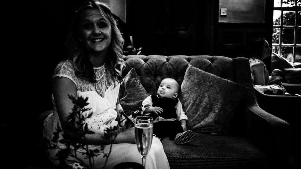 Little man, Sheffield Wedding Photographer
