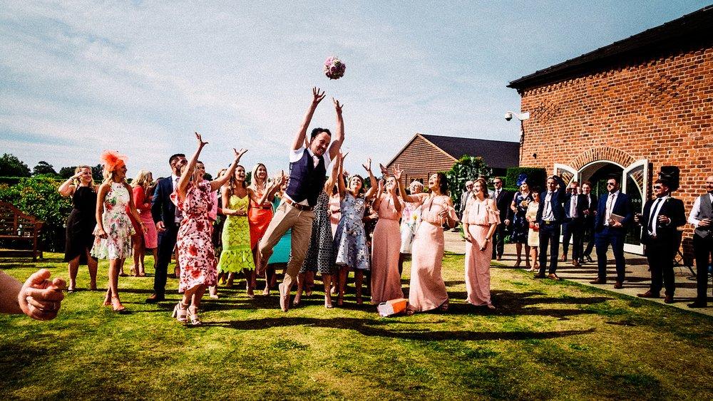 wedding at luxury cheshire wedding venue merrydale manor