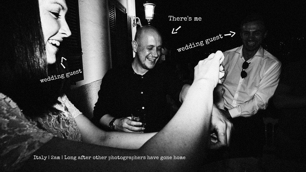 a uk documentary wedding photographer based in cheshire