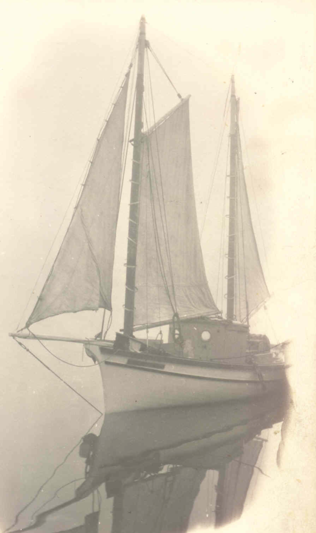 "The Helen MacLeod 11   was the last sail powered ""Huron Boat"" on the Great Lakes."