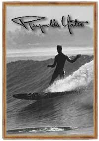 - In the fall of 1959, Renny opened Yater Surfboards on Anacapa Street. Here he established the famous Santa Barbara Surf Shop logo, an insignia synonymous with Yater surfboards. In 1961, he moved his shop to Summerland where it remained until 1964, when zoning regulations made it impossible to stay. In 1965, Yater moved his shop to Gutierrez Street while at the same time opening up a retail surf shop at 401 State Street which would be in business until 1971. In 1967, Yater moved his shaping and glassing facilities to Gray Avenue.It was during the 1960s, that Yater's two most popular surfboard models were conceived. From 1965-66, he shaped the Yater Spoon, one of the most innovative surfboard designs of the time. He produced this model until longboard-style surfing went through an evolution in 1968. From 1969-72, he produced the Pocket Rocket, a surfboard designed with Hawaiian surfing in mind, riding the crest of the short board era. In the 1960s, Yater's customers included surfing legends the likes of Joey Cabell, Gordon Clark, Mickey Dora, Philipi Pomar, Kemp Auberg, Bob Cooper, Bruce Brown and John Severson.