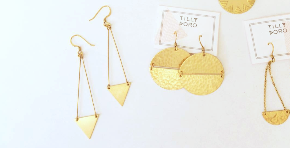 Tilly Doro - Geometric gems.