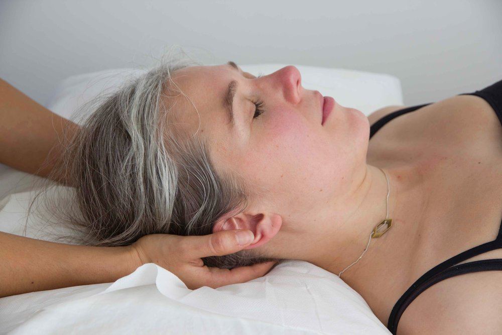 Cranial Osteopathy -