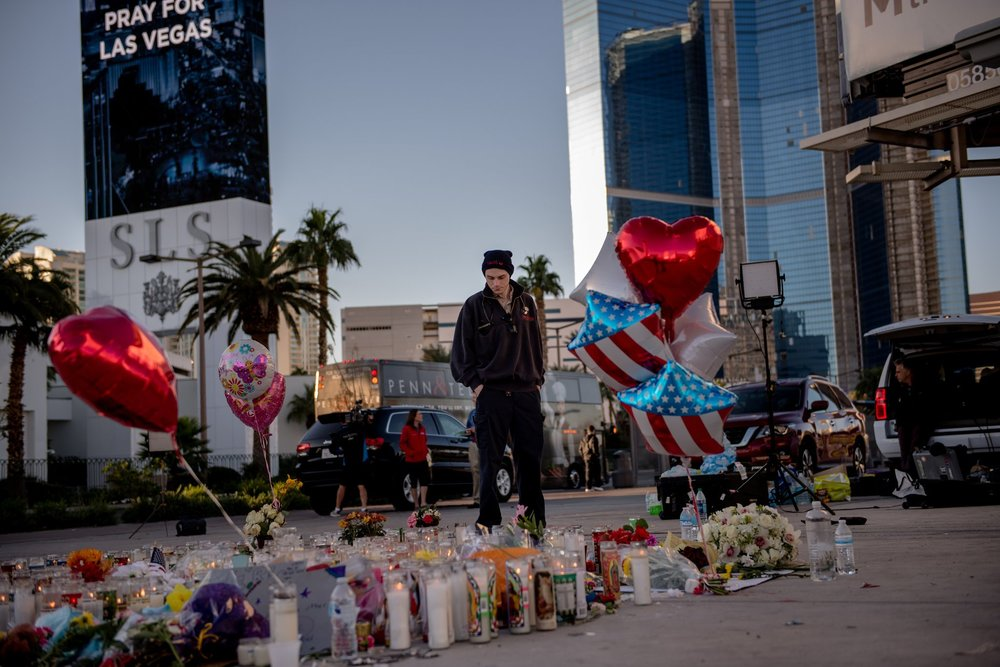 From Tragedy to Transformation: Vegas Meditates for Peace and Healing.