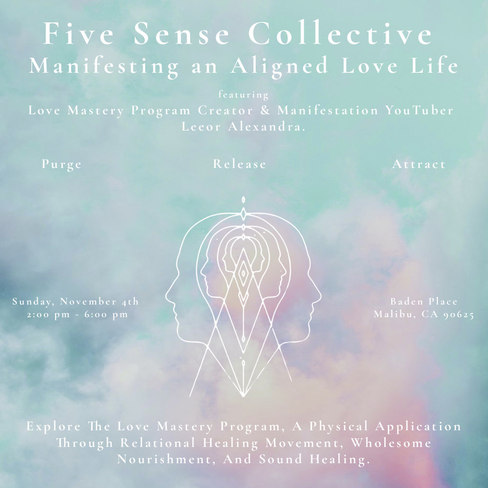 Manifesting an Aligned Love Life   Explore Your Deeper Subconscious ✧ Release The Past ✧ Manifest Divine Love  Take A Dive Within Your Deepest Subconscious Programming To Experience An Immersive Event Designed To Manifest Your Divine Love.