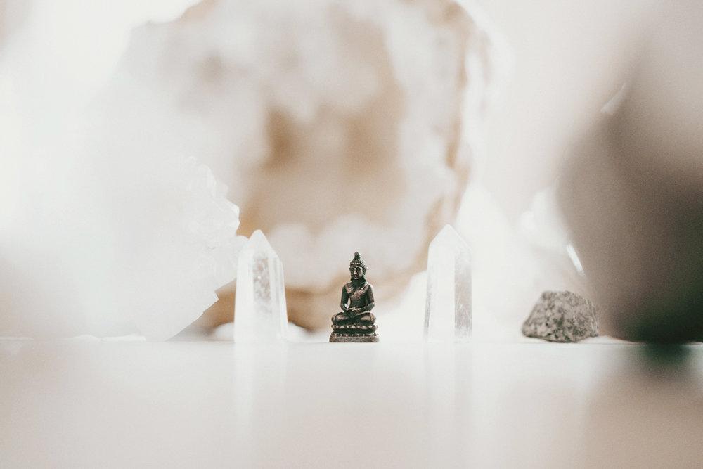 Crystal Energy Healing -