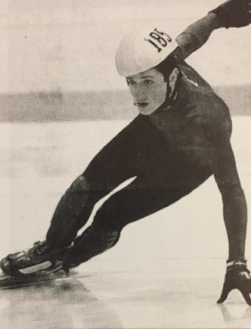 Thomas Dudley - Quinte Blades Speedskating Club