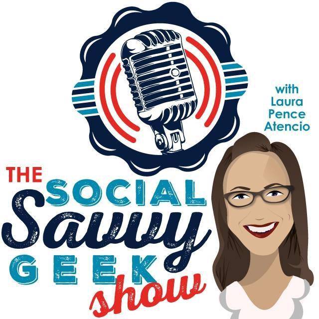 The Social Savvy Geek Show logo.jpg