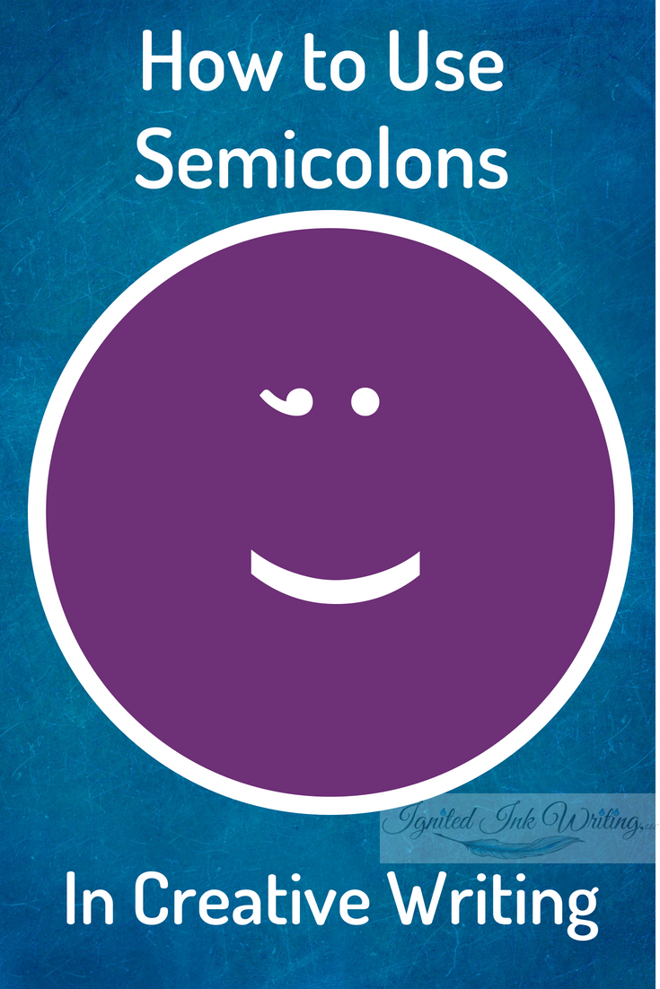 Colons are semicolons are powerful tools used to connect ideas at the sentence level, but they are seldom used in creative writing. Find out how something as simple as a punctuation mark can elevate your writing, so it leaves a greater impression on your readers. Colons and semicolons aren't just for emojis :)