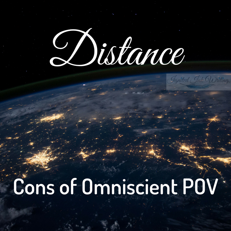 If you're telling the story of a place or event or that requires revealing the inner thoughts and emotions of multiple characters, omniscient might be the right point of view for you. It is a challenging perspective to pull off, so you'll need to manage omniscient POV's pros and cons.  For a chart comparing the different points of view, go to  https://www.ignitedinkwriting.com/point-of-view-chart