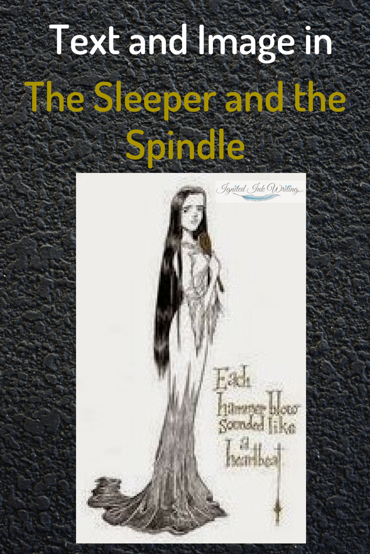 The Sleeper and the Spindle  is a young adult short story transformed into a graphic novel. Written by Neil Gaiman and illustrated by Chris Riddell, it is an excellent example of how the written word and visual art can come together to create an engaging story.  For a timeline showing when to design your cover, go to  https://www.ignitedinkwriting.com/timeline-of-a-book