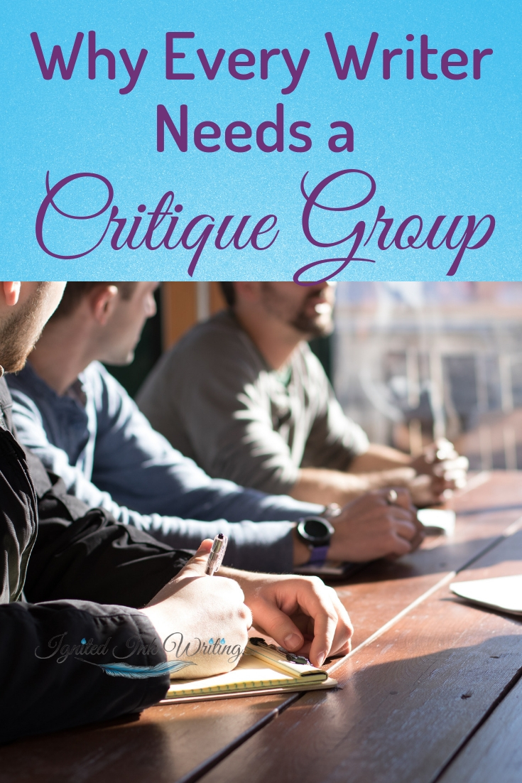 Getting feedback from other writers is one of the best things you can do for your story. They will see aspects that need improvement you are too close to see and be able to articulate how you can improve your writing, so I recommend all writers join a writers' critique group. For a revision checklist, go to  https://www.ignitedinkwriting.com/revision-checklist