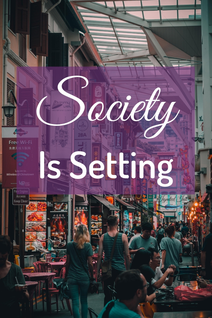 If you want your readers to dread reaching the end of your book, to wish they could linger in your story longer, you need to build a strong setting. Create a place your readers day dream about or are haunted by with your setting's time, place, environment, and society.