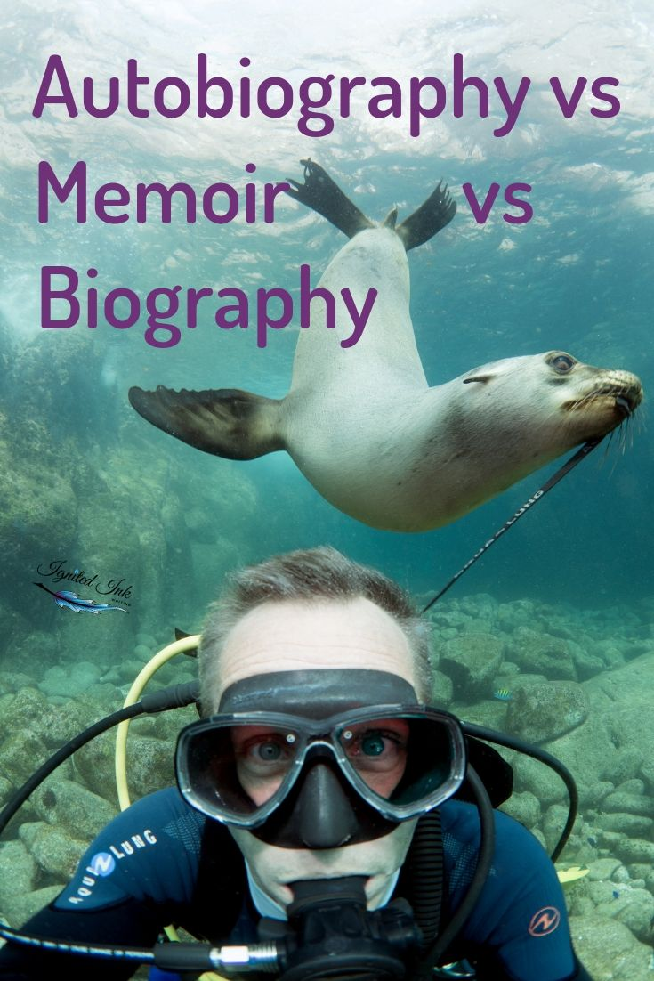 Telling Your Story: Memoir vs Autobiography vs Biography