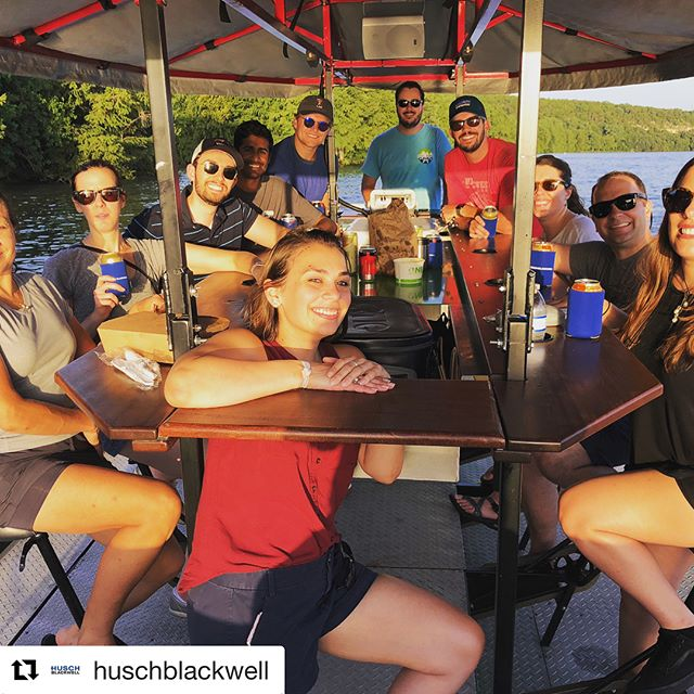 We had a great time with the group from @huschblackwell last week! Thanks for sharing and come back anytime! #Austin #AustinTX #ATX