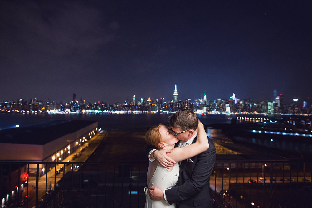 Sarah & Tom, Wythe Hotel Brooklyn