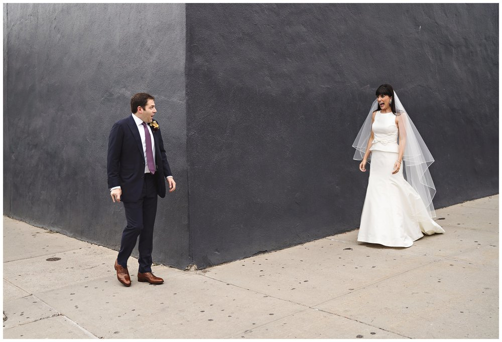 first look williamsburg brooklyn winery wedding