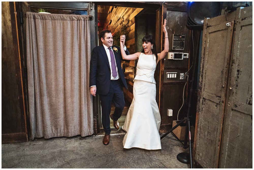brooklyn winery wedding reception