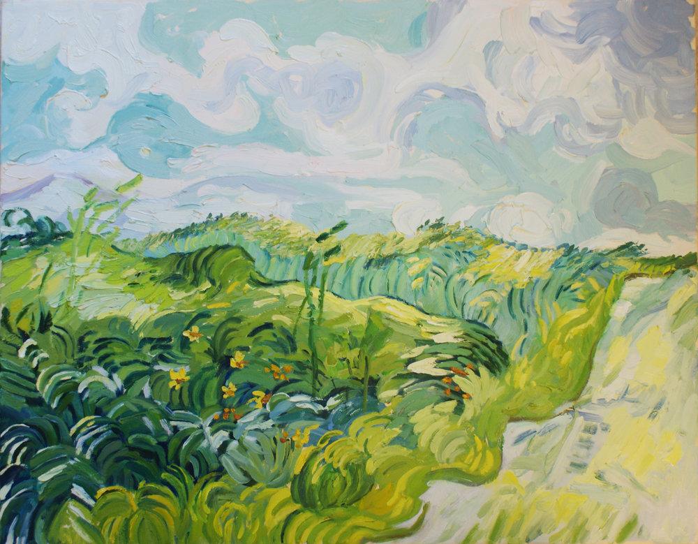 Copy of Vincent Van Gogh
