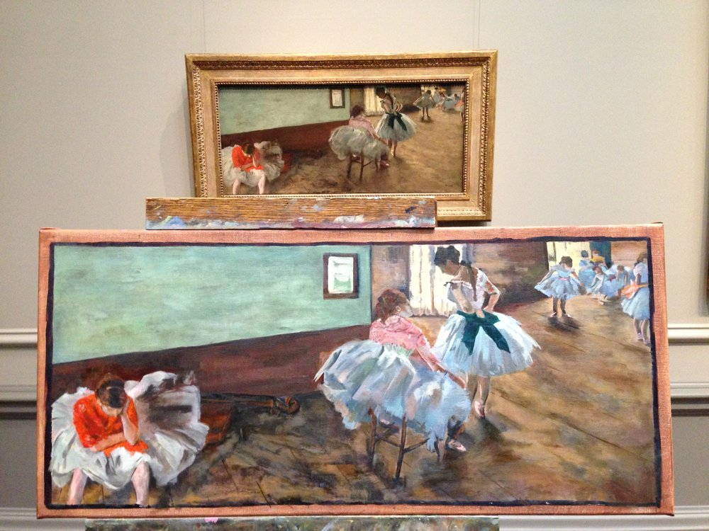 Copy of Edgar Degas