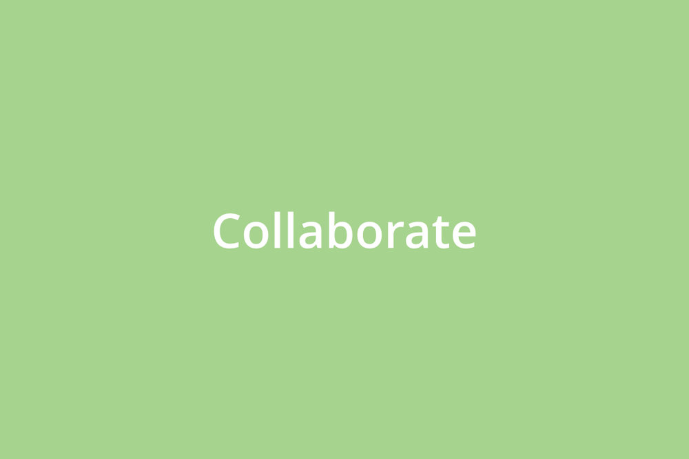 Step 2: I collaborate with stakeholders to drive the design process - I strive to solve stakeholder needs by using brainstorming sessions, in-person interviews, and surveys to empower my stakeholders in the process of designing and iterating a solution to the problems they face.