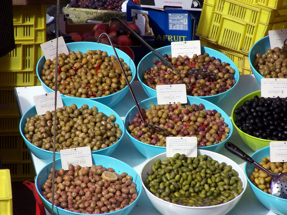 Olives at Marche in Castelnaudary.jpg