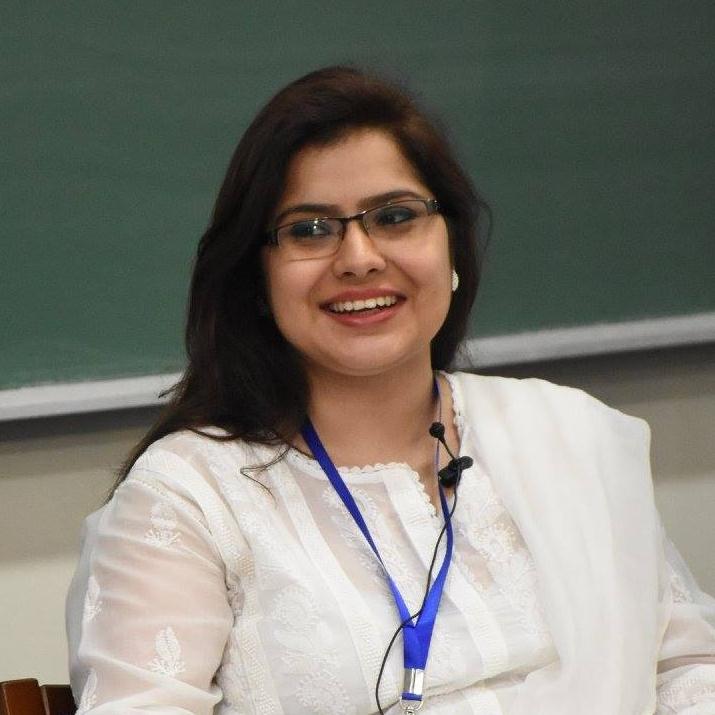 Nida Usman Chaudhary, Lahore