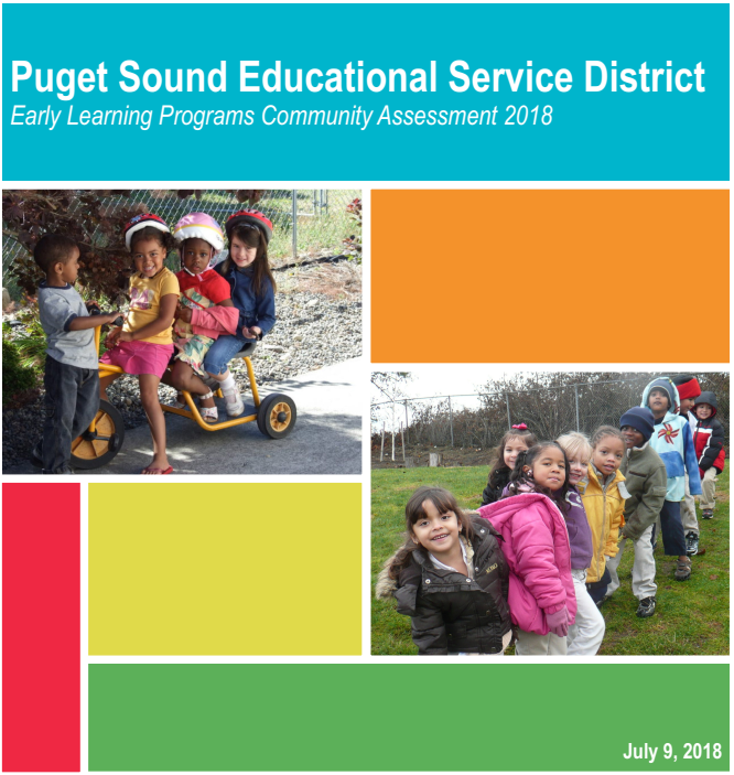 PSESD Report Cover