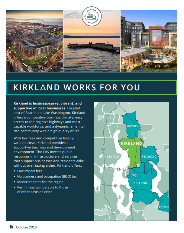 Kirkland Works cover