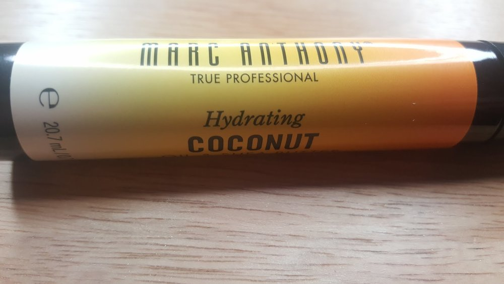 Marc Anthony Hydrating Coconut Oil & Shea Butter Oil Treatment $3 -