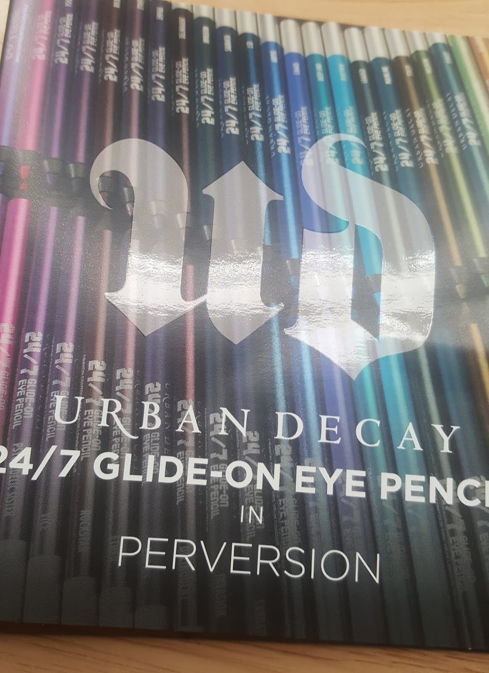Urban Decay 24/7 Glide on Eye Pencil- Perversion-$20 -