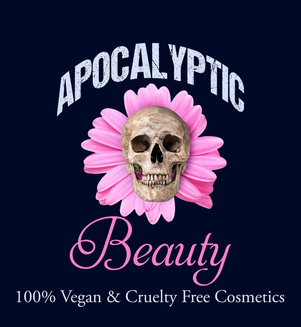 Apocalyptic Beauty Cosmetics  are 100% vegan & cruelty-free beauty products inspired by horror, pop culture, and the absurd   USE CODE NIGHTSHADE TO SAVE 20%