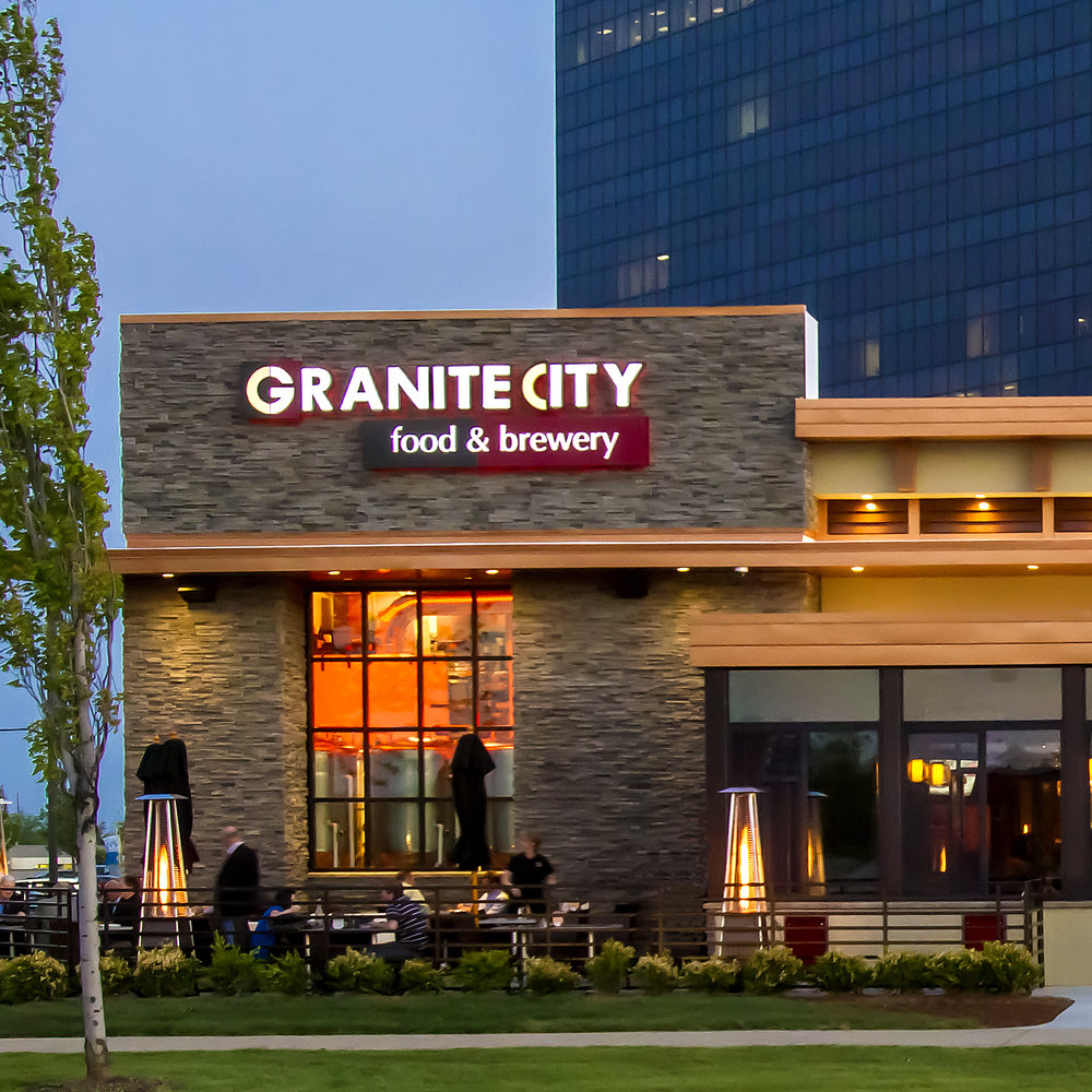 Granite City Food & Brewery - Troy, MI |Lyndhurst, OH |Franklin, TN