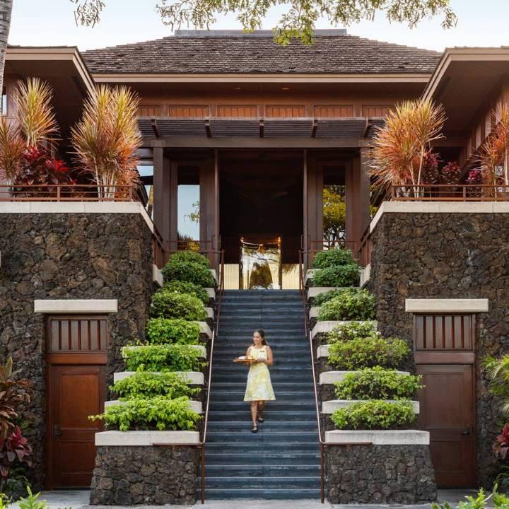 Four Seasons Hualalai -Kipuka - Kona, HI