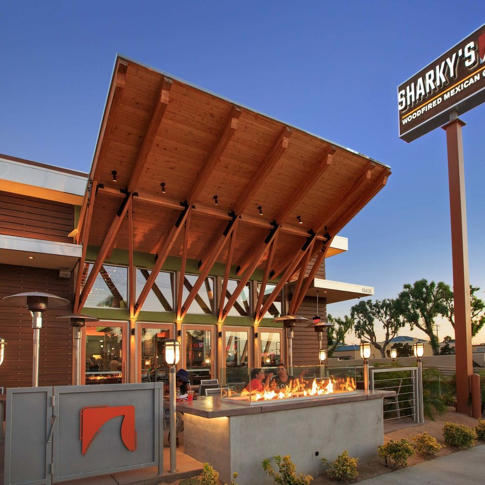 Sharky's Woodfired Mexican Grill - Northridge | Westlake Village | Summerlin