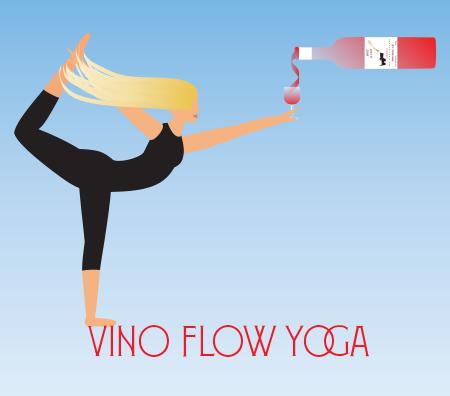 yoga vino